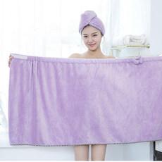 漂亮性感的浴袍