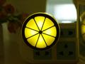 led创意:柠檬做的led灯