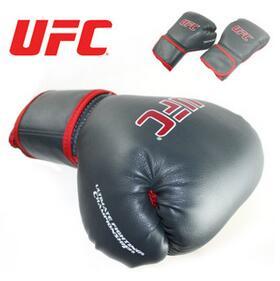 供应UFC专业训练拳击手套 男运动PU皮革12oz格斗搏击散打拳套