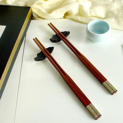 筷子 木筷子 红木筷子