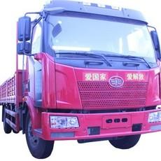 一汽解放j6国五6.8米载货车