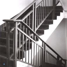 Q195河北省石家庄市锌钢楼梯扶手,锌合金楼梯扶手,不锈钢楼梯栏杆,铁艺楼梯护栏,铝合金围栏,