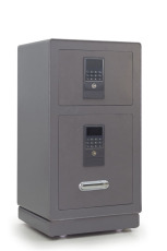 阳光行动  独家定制 长褐色保险柜 全钢保险柜