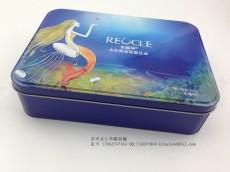 化妆品礼品铁盒 服务江苏浙江及上海地区铁盒需求厂家
