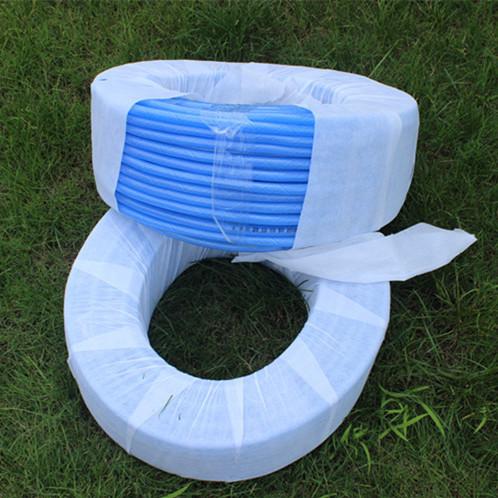 厂家直销海蓝水管pvc塑料软管 家用洗车管 加厚防爆防冻水管