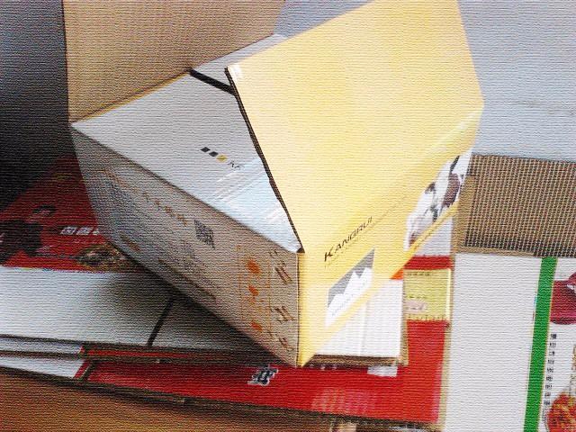 供应 鸡蛋箱彩箱礼品盒  三层五层瓦楞彩箱