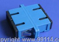 SC双工光纤适配器,耦合器