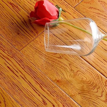 九江913#型号规格910x118 橡木小节实木地板 常林地板 实木地板厂家直销  纯实木地板