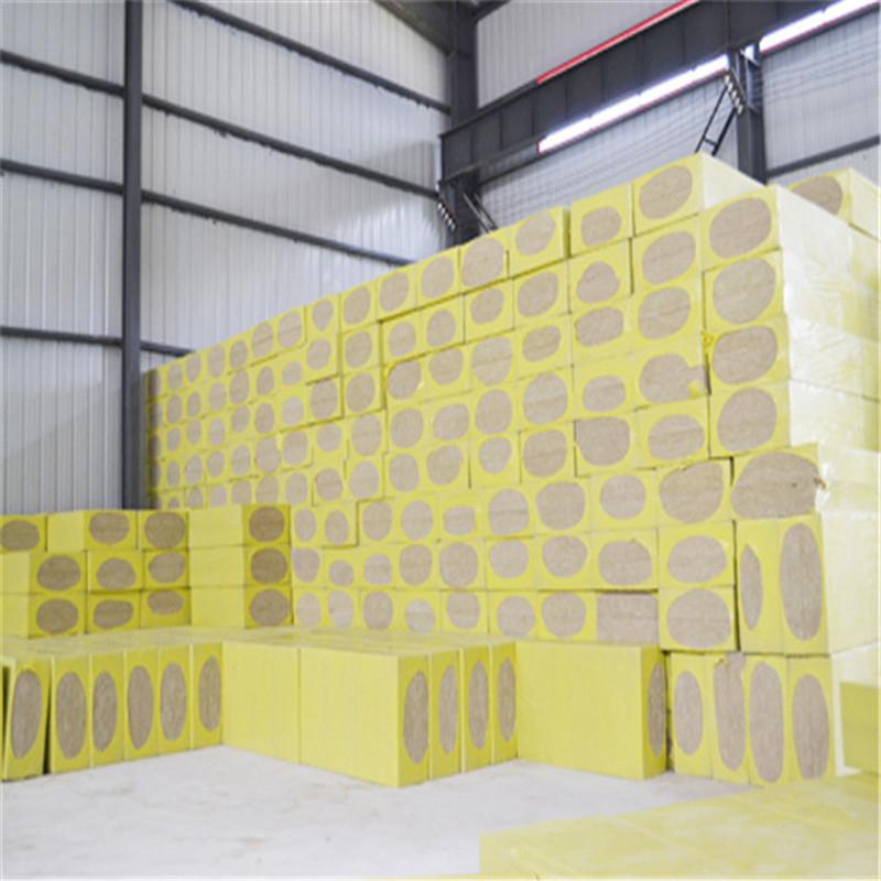 富美达  批发供应阻燃吸音岩棉板 耐高温防火岩棉板 优质隔热岩棉板