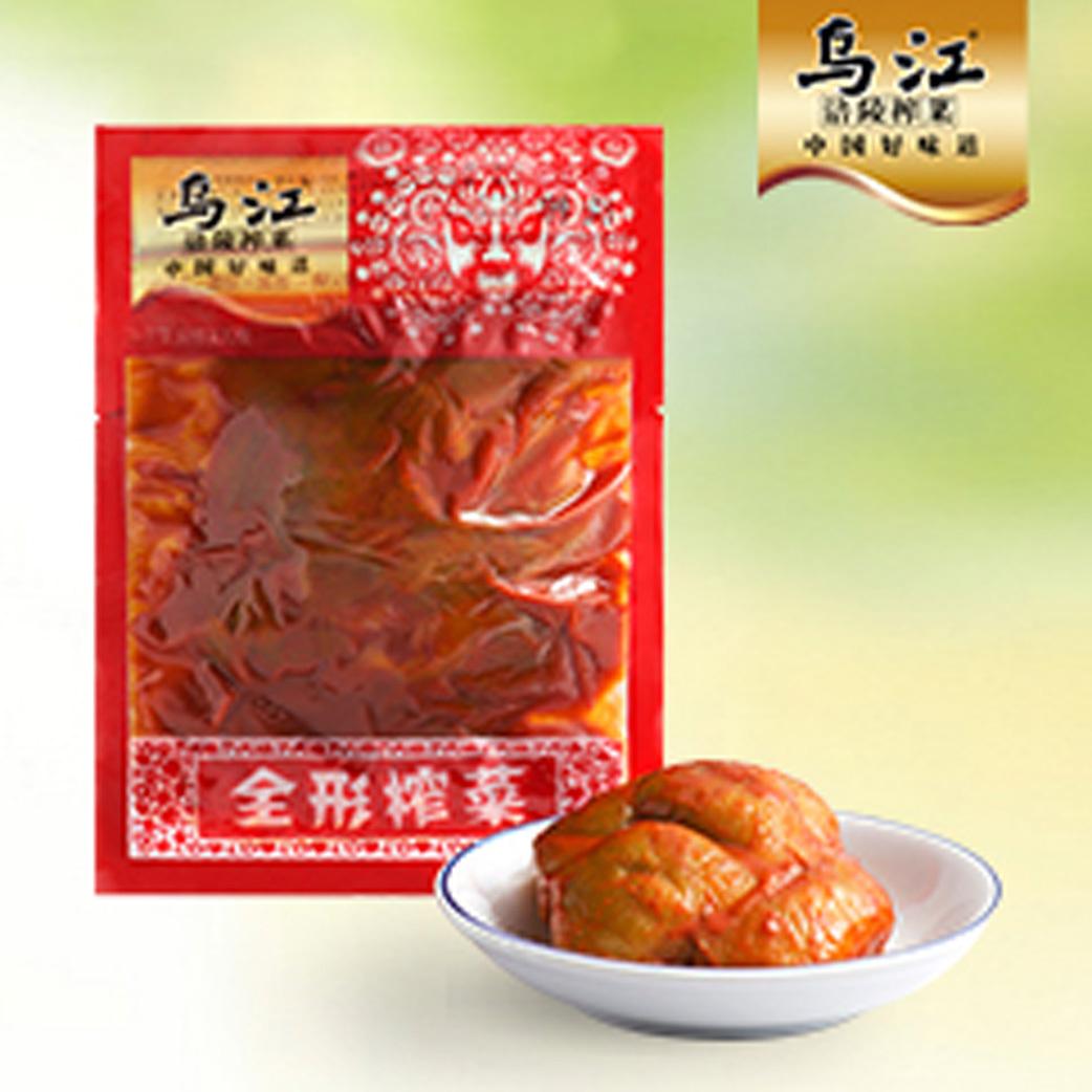 乌江榨菜系列  全形榨菜 300g 50袋一箱