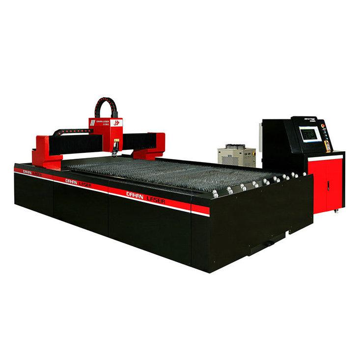1500w光纤激光切割机钢板不锈钢激光切割机厂家
