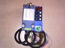 台湾沙克六路工业无线遥控器