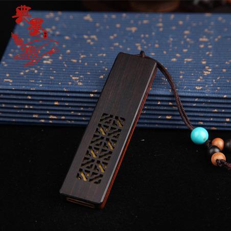 典墨四合如意优盘 木质U盘 文具礼品 中国文化元素礼品送外宾客户礼品生产厂家