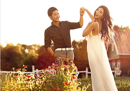 秋季主题婚礼,搭配元素知多少