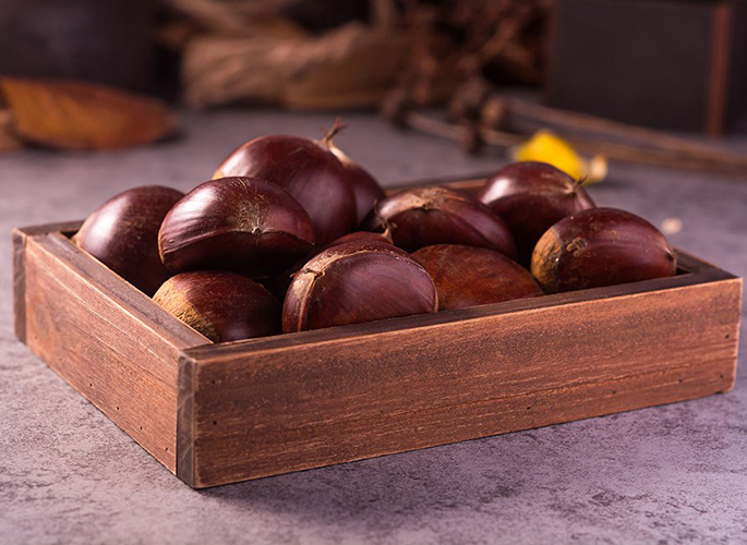 板栗不只是一种美味,更是栗农的聚宝盆