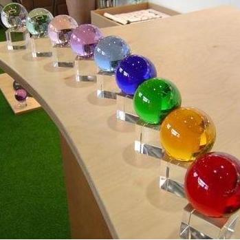 浦江水晶工艺品来样定做水晶球 玻璃球 水晶饰品配件
