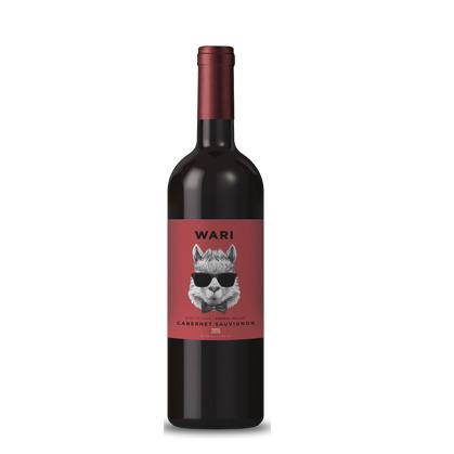 智利羊驼美乐干红葡萄酒