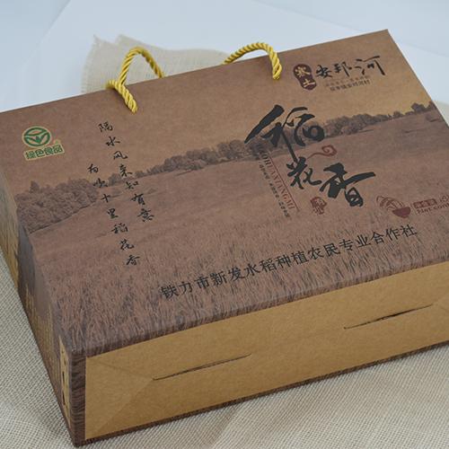 2017年新米 稻花香大米 东北大米 礼盒装 5Kg