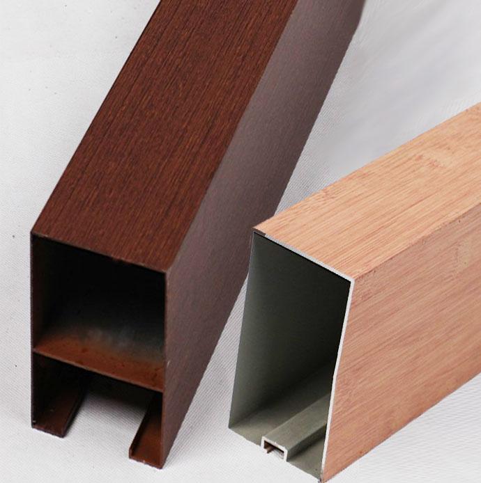 铝材木纹纸金属转移木纹纸