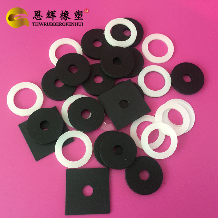 供应优质PP垫片 磨砂垫片 PC透明平垫 安全镜片绝缘垫片生产