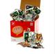 厂家直销 湖南特色13g香辣味鹅脖 特色食品流通批发小吃零食