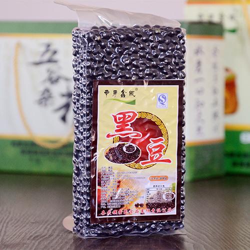 草原鑫凯黑豆真空包装400g