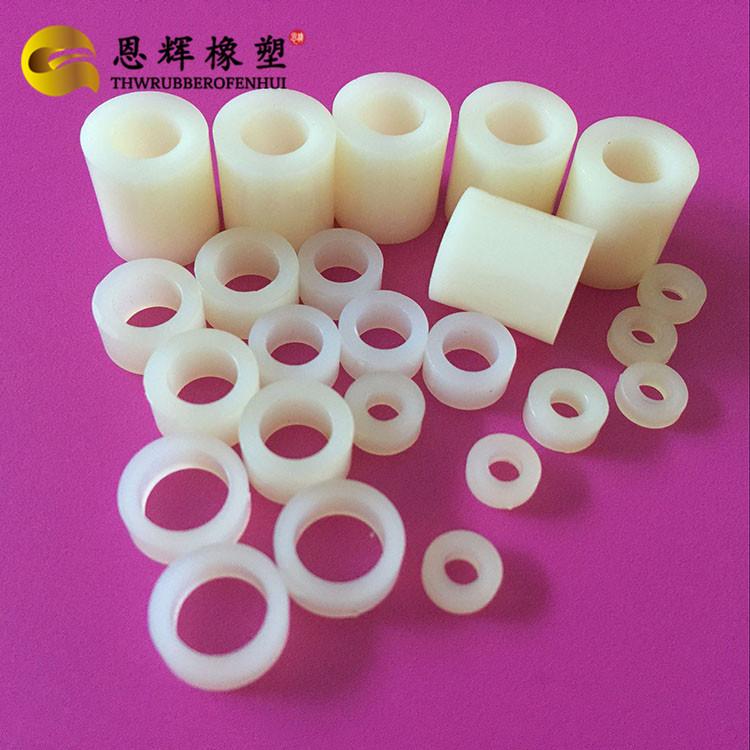 热销ABS塑料直通柱 ABS绝缘坚硬平垫 ABS空心圆形柱