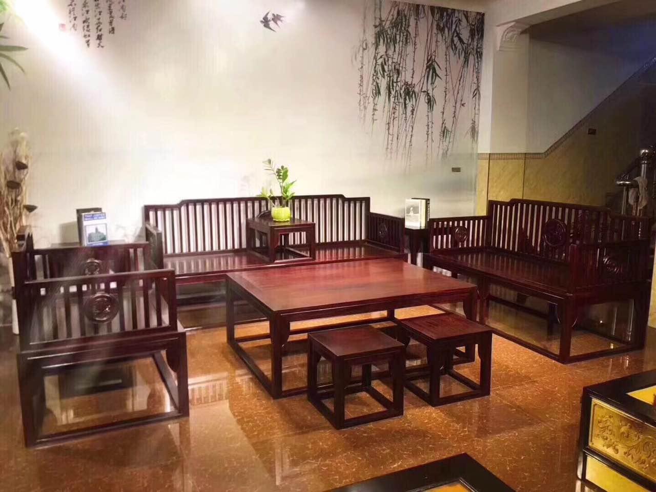 赞比亚小叶成为下一个大红酸枝甚至地址紫檀紫檀老周红木家具图片