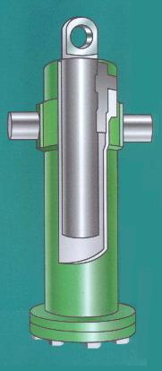 ZG系列单作用柱塞式液压缸广泛应用于自卸汽车,自卸农用三轮车,四轮图片
