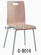 弯曲木餐椅,不锈钢椅子,防火电镀椅子,四脚椅,广东餐桌椅工厂价格批发直销