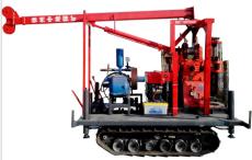 中地 GXY-1C型全液压塔泵一体式履带式钻机 徐州中地专业制造