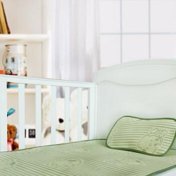 供应 童床婴儿床儿童床亚麻凉席