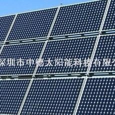 供应太阳能电池板,太阳能光伏板发电,太阳能发给板组件