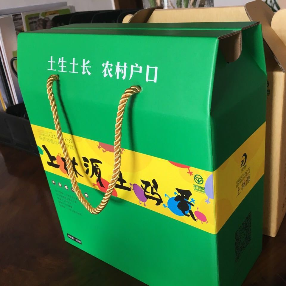 陕西纸箱厂家供应 纸质礼盒手提礼盒 房子盒 量大从优 支持定制