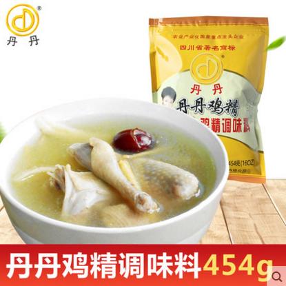 丹丹牌鸡精调味料鸡精大袋家庭装土鸡精调味鸡精料非味精454g