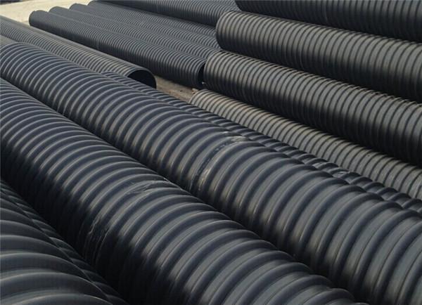 长期供应统塑钢带PE螺旋波纹管/厂家直销