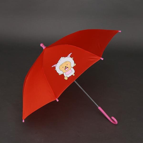 儿童伞小学生伞可爱晴雨伞自带姓名牌广告伞定制图片