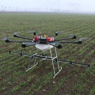 卡特直销喷洒农药的无人机