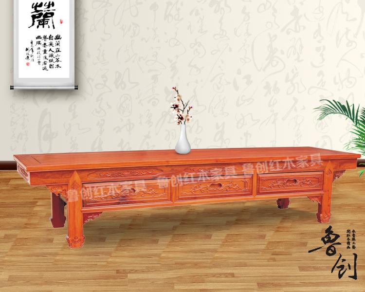 玄关门厅柜 缅甸花梨木东阳红木家具价格电视柜 中式家具小叶紫檀家具直销批发
