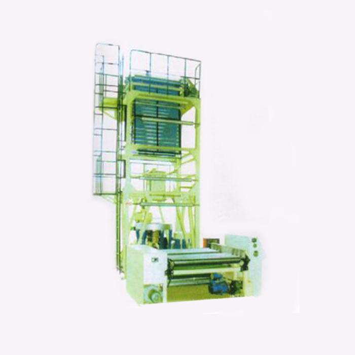 供应莱芜彩华机械厂家现货出售 质量可靠价格优惠DM地膜吹塑机