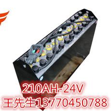 诺力电动叉车蓄电池210AH24V叉车电瓶铅酸蓄电池佛山远捷直销
