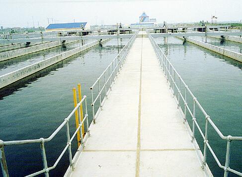 磷肥废水处理工程案例