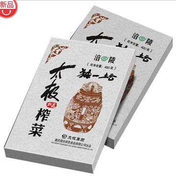供应 太极榨菜独一坛420g
