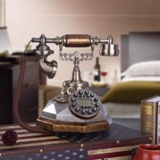 专业供应凯瑞蒂赫电话机 仿古电话机 时尚创意电话机 座机仿古复古艺术古典电话机