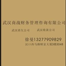 武汉商战财务管理咨询有限公司清欠部