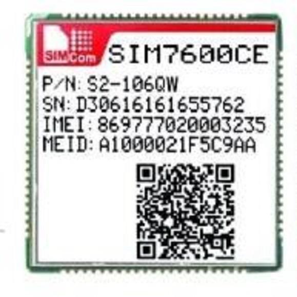SIMCOM全网通4G模块SIM7600CE_SIM7600CE-PCIE无线通讯模块