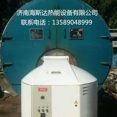 出售二手锅炉2013年泰山集团六吨燃气锅炉辅机资料齐全