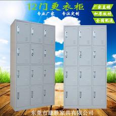 康胜现货供应学生宿舍储物柜-十二门储物柜尺寸-十五门储物柜价格