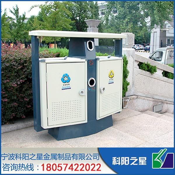 环卫垃圾桶 分类不锈钢垃圾箱