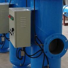 江苏供应百汇净源牌BHQS-300型全自动刷式自清洗过滤器